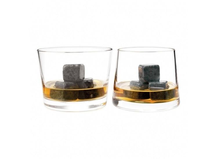Камни для Виски Whiskey Stones WS,  9 шт.