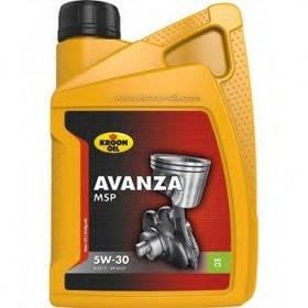 Моторное масло KROON OIL AVANZA MSP 5W-30 1л