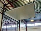 Секционные противопожарные ворота DoorHan с классом огнестойкости EI30, фото 3