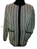 Женская вязаная кофта-травка(с 52 по 56 размер), фото 1