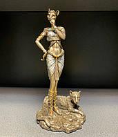 """Статуэтка Veronese """"Баст - египетская богиня любви, красоты и домашнего очага"""" WS-569"""