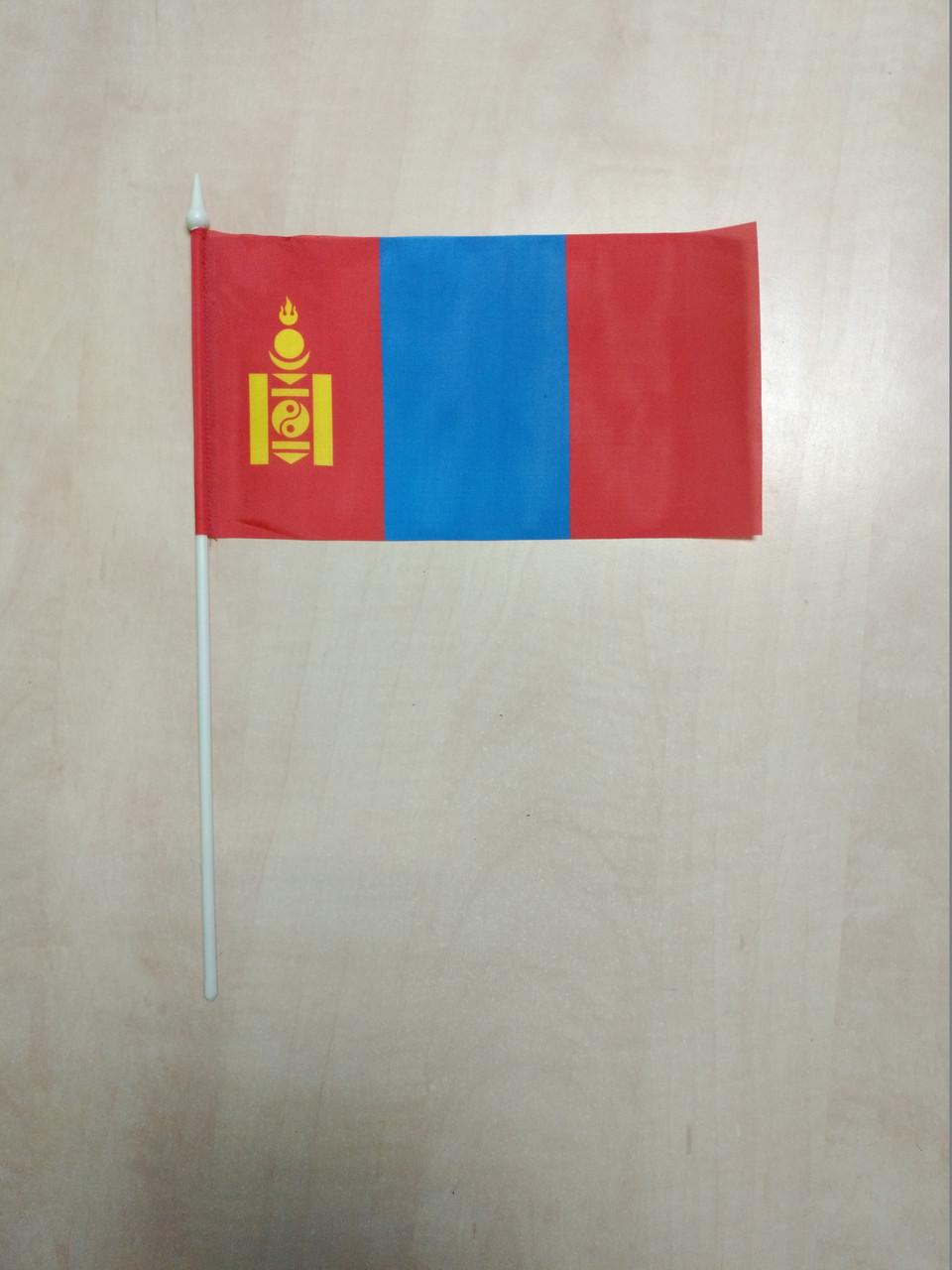 "Флажок ""Монголия"" | Флажки Азии"