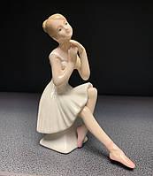 Порцелянова статуетка Балерина VS-350