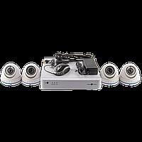 Комплект IP видеонаблюдения Green Vision GV-IP-K-S30/04 1080P, фото 1