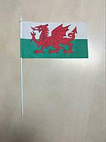 "Флажок ""Уэльс"" | Флажки Европы |"
