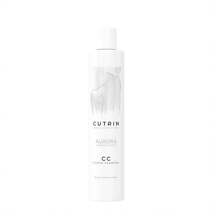 "Cutrin cc silver shampoo Тонирующий шампунь ""серебристый иней"", 250 мл"