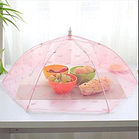 Крышка чехол для пищевых продуктов из ткани! Складной продуктовый чехол для защиты пищи от насекомых!