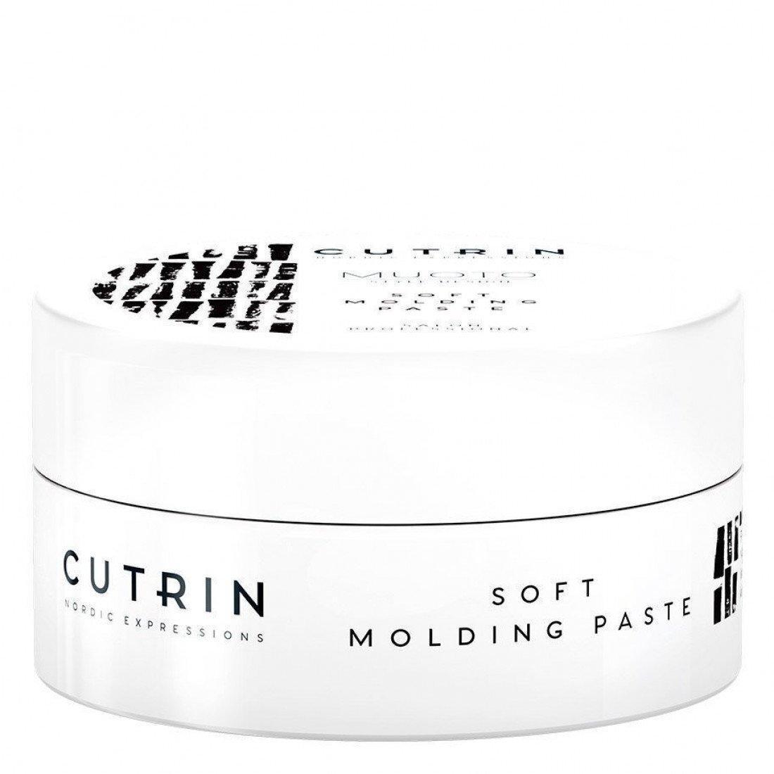 Cutrin soft molding paste Текстурирующая паста, 100 мл