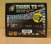 Цифровой ресивер Tiger T2 IPTV SMART Пульт