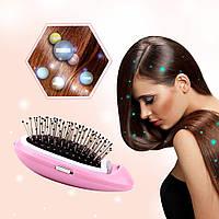 Расческа с функцией ионизацииIonic Electric Hairbrush