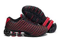 Мужские кроссовки Adidas Porsche Design V красные, кроссовки мужские адидас порше дизайн красно-черные
