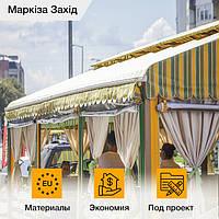 Летние площадки для кафе, ресторанов и домов