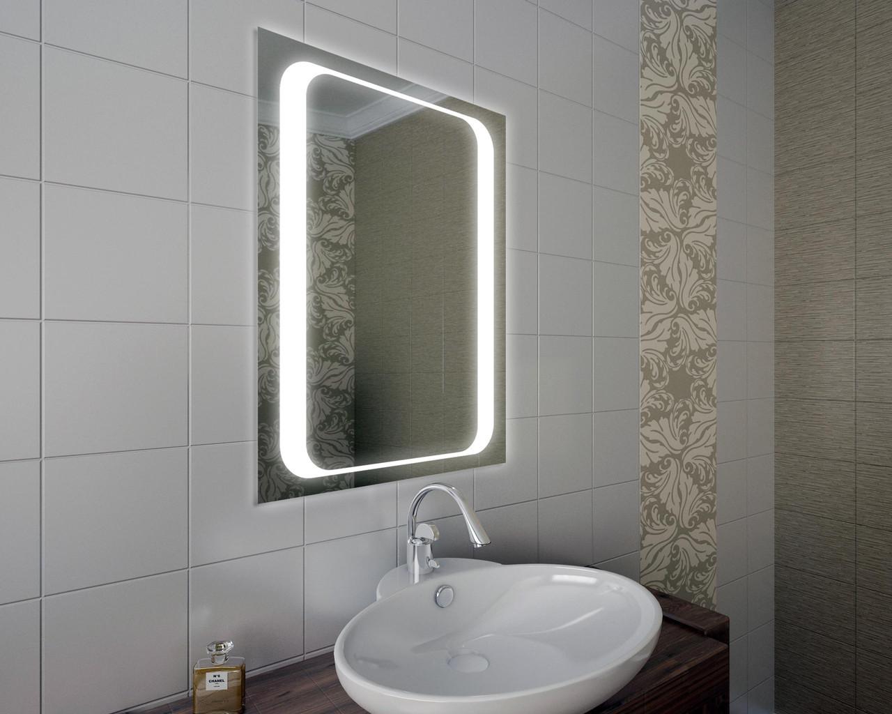Зеркало LED (60*80*2,5см) VZ-AL-D78