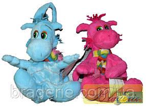 Мягкая игрушка-сумка Дракон 09137