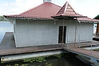 Дом на воде. Строительство под заказ