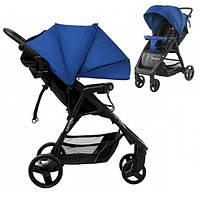Детская прогулочная коляска Carrello Orient Blue