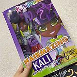 Большие куклы Хердораблс Hairdorables Hairmazing старшие сестры Kali Fashion Doll, фото 2