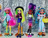 Большие куклы Хердораблс Hairdorables Hairmazing старшие сестры Kali Fashion Doll, фото 4