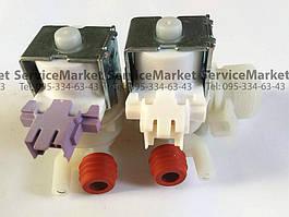 Клапан впускной 2/90 Indesit, Ariston клапан набора воды под фишку C00373248 Original для стиральной машины