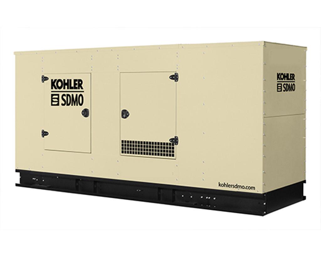 Трехфазный газовый генератор SDMO GZ100 (74 кВт) с автомактическим запуском
