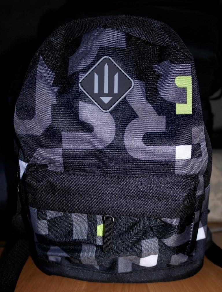 Рюкзак детский,городской объем 10 литров (буквы)