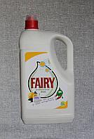 Жидкость для мытья посуды Fairy Limon 5 л Испания