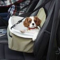 Автомобильная сумка для транспортировки животных Pet Booster Seat, фото 1