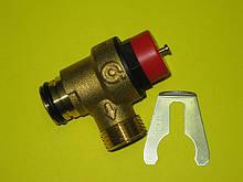 Запобіжний клапан 3 бар (клапан безпеки) 39818270 Ferroli