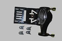 Корпус редуктора ВАЗ 2121, 21213, 21214, 2123 Нива Шевроле переднего моста Стальной +отвязка