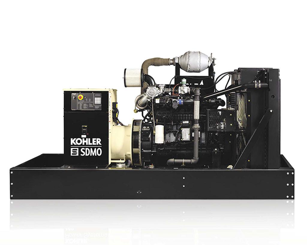 Трехфазный газовый генератор SDMO GZ180 (141 кВт)