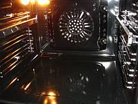 Просторные рабочие камеры духовых шкафов Elegant DE 924