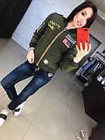 Куртка Америка, хаки