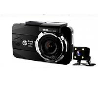Видеорегистратор HP F870G Черный (22841)