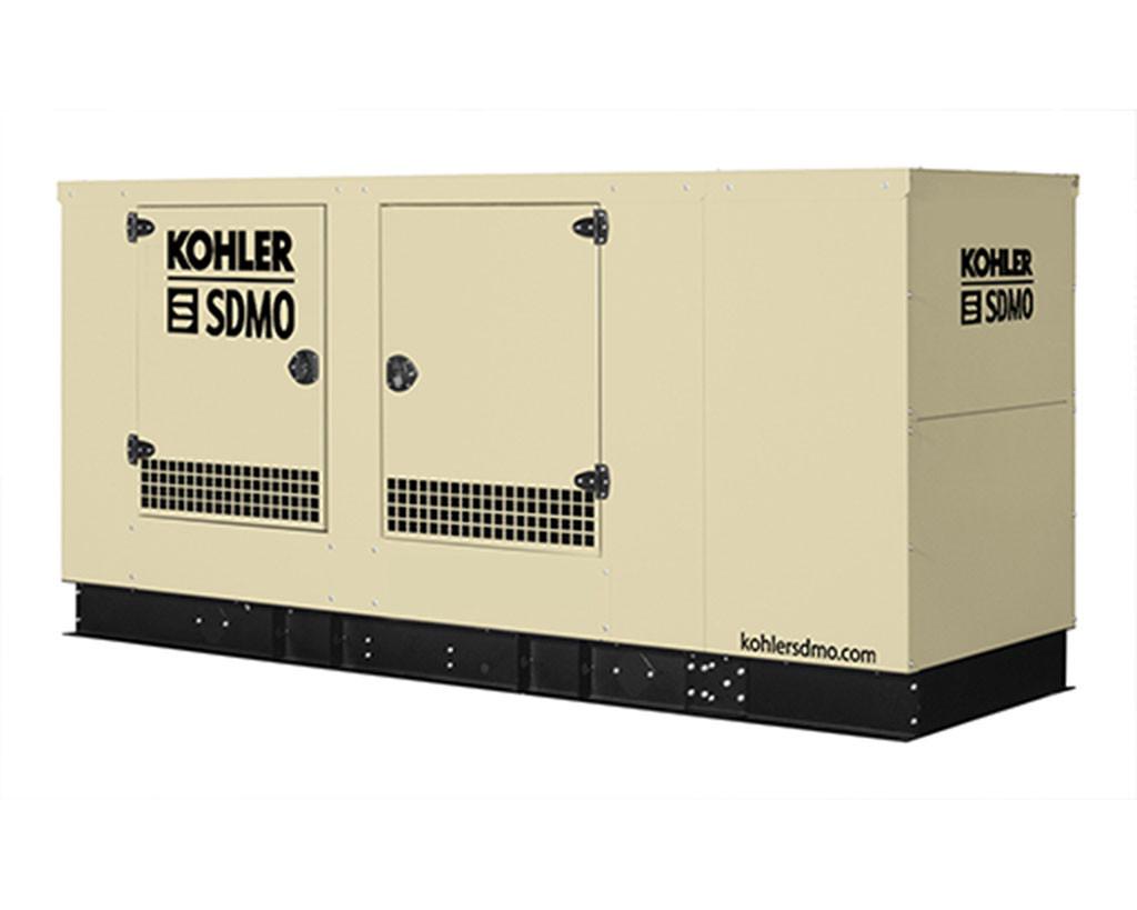 Трехфазный газовый генератор SDMO GZ180 (141 кВт) с автомактическим запуском