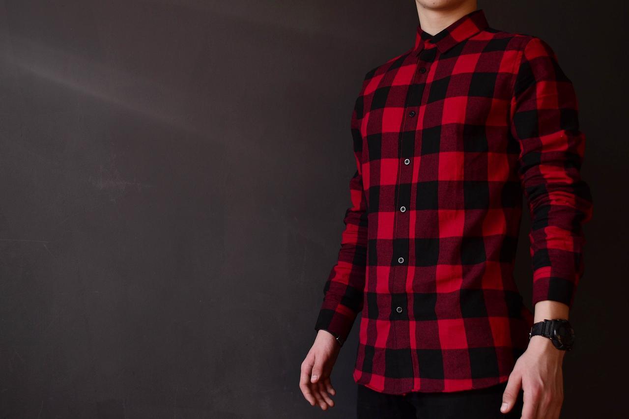 Мужская рубашка Glostory