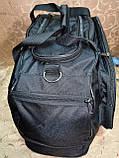 (25+10)*49*23-малень)-Спортивная дорожная трансфомер puma Оксфорд ткань 1000D сумка только оптом, фото 3