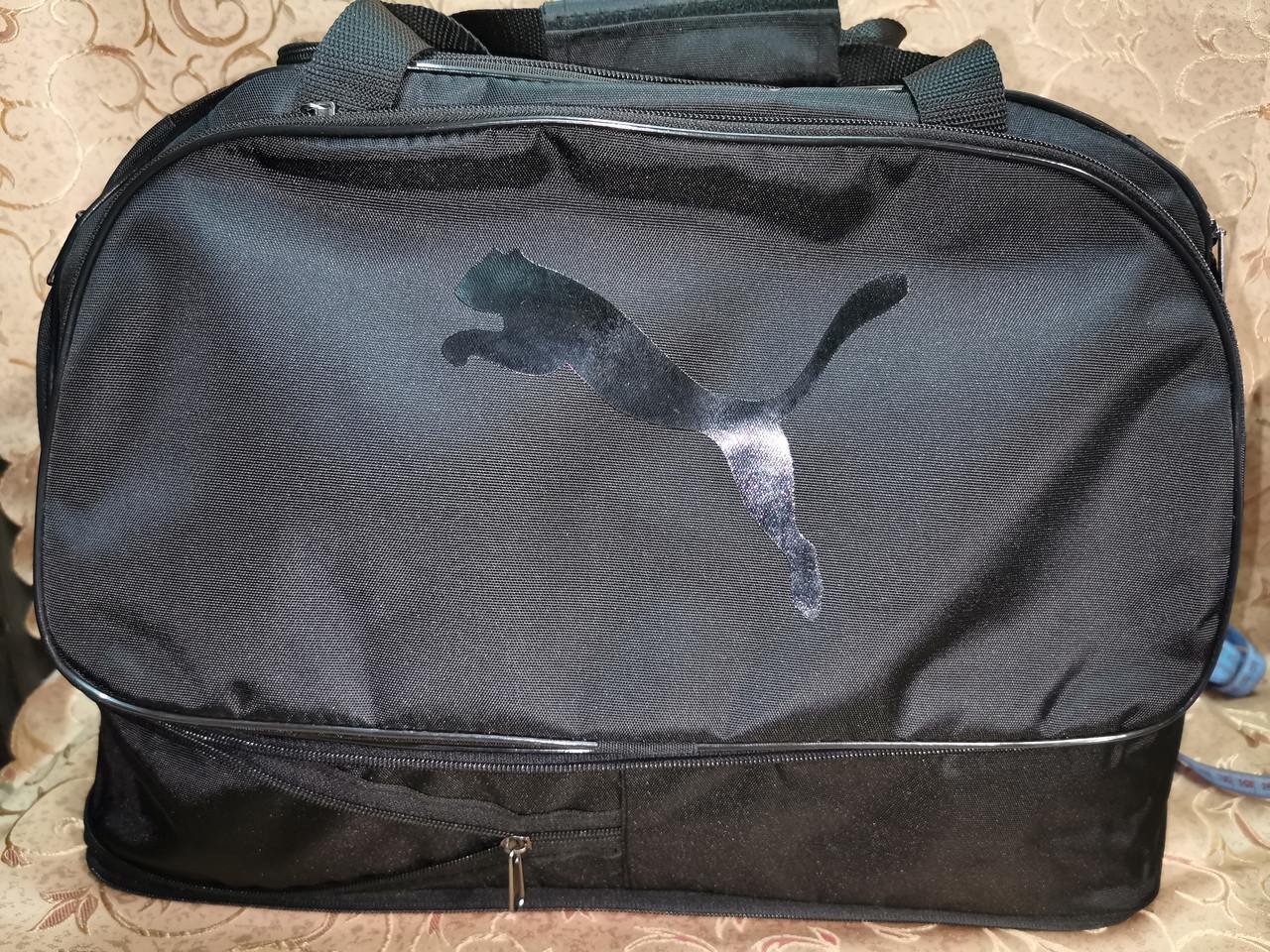 (25+10)*49*23-малень)-Спортивная дорожная трансфомер puma Оксфорд ткань 1000D сумка только оптом