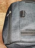 (25+10)*49*23-малень)-Спортивная дорожная трансфомер puma Оксфорд ткань 1000D сумка только оптом, фото 8
