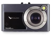 Видеорегистратор Falcon HD52-LCD Черный (400015)