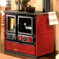 Кухонная печь Nordica Rosa Maiolica Bordeaux