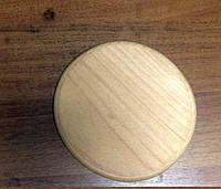 Подставка круглая Бук 130х130х13 мм