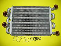Теплообменник битермический 24 кВт 39820060, 39819540 Ferroli Domiproject