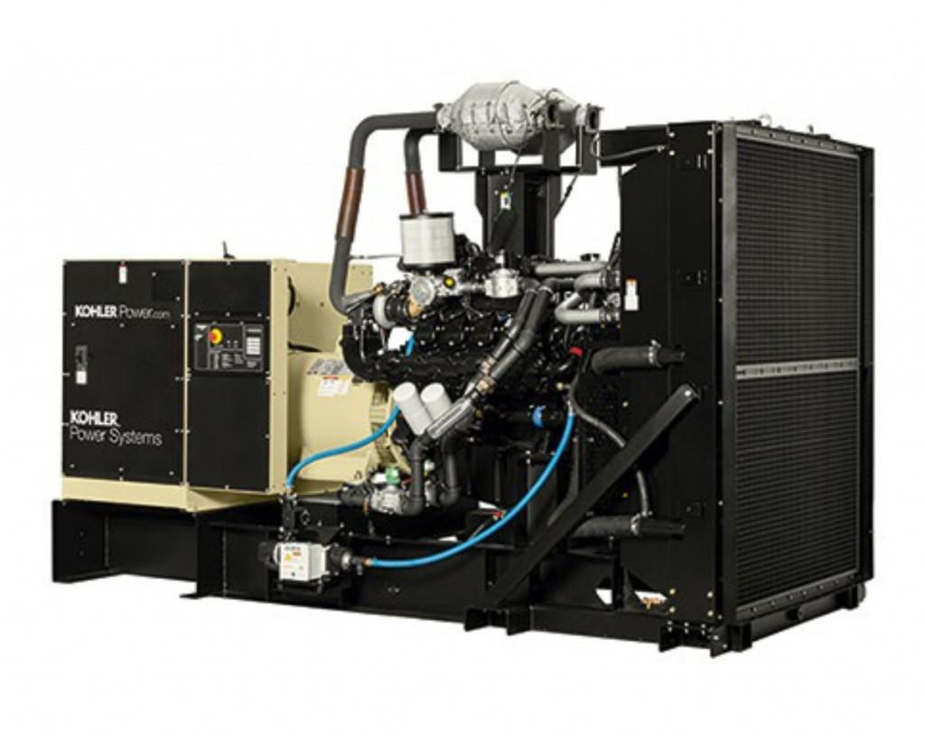 Трехфазный газовый генератор SDMO GZ300 (264 кВт)