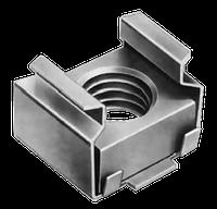 Гайка закладная М8 04 цб 1,0-1,7 16,8х14,0, фото 1