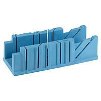 Пластикове Стусло 212х42х44мм 22.5°, 45°, 90° Sigma (4404161)