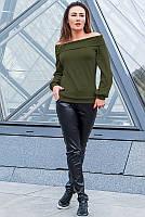 Женский свитер Лучик от украинского производителя