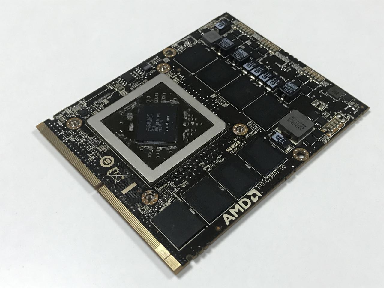 Видеокарта AMD ATI Firepro M8900 6W46K для ноутбука Dell Precission M6600 (ПОД ВОССТАНОВЛЕНИЕ)