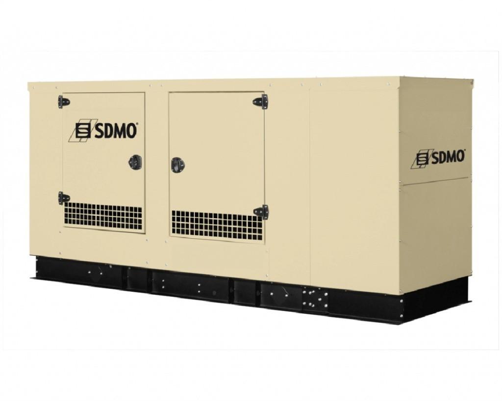 Трехфазный газовый генератор SDMO GZ300 (264 кВт) с автомактическим запуском