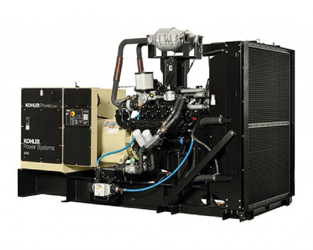 Трехфазный газовый генератор SDMO GZ350 (280 кВт)