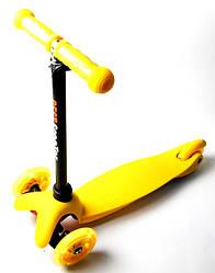 Самокат детский Micro Mini. Yellow